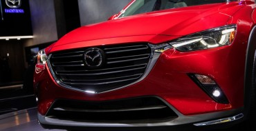 Rumor: 2020 Mazda CX-3 Will Be Way Bigger (UPDATED)