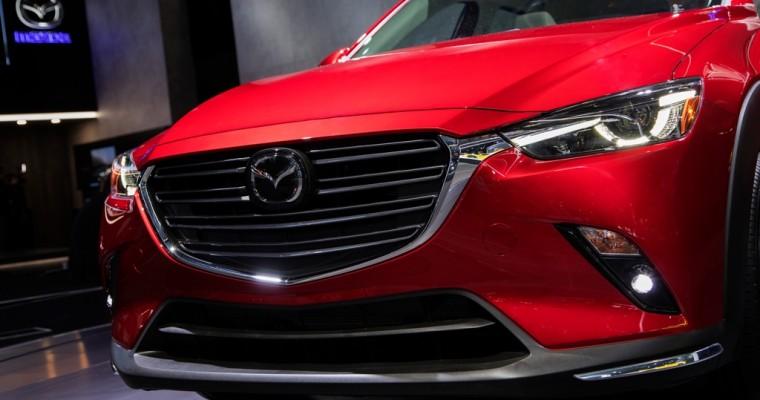 Rumor: 2020 Mazda CX-3 Will Be Way Bigger (UPDATED)
