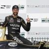 Honda, Hinchcliffe Race to Victory in Iowa