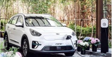 Kia Niro EV Now Available for Purchase in Korea