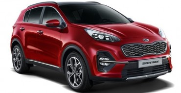Kia Sportage Boasts New Powertrains and Design for Drivers in Korea and Europe