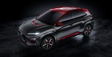 Hyundai Celebrates Comic Con With Kona Iron Man Edition