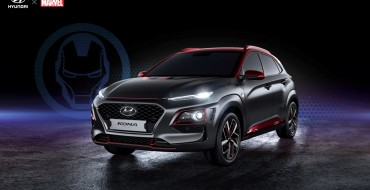Pricing Starts at $30,550 for Hyundai Kona Iron Man Edition