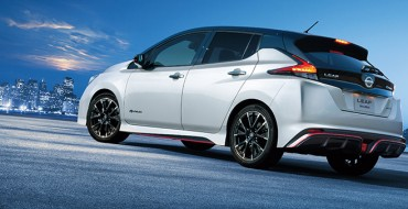 Nissan LEAF NISMO Available for Sale in Japan on July 31