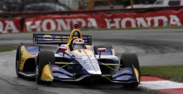 Alexander Rossi Dominates 2018 Honda Indy 200