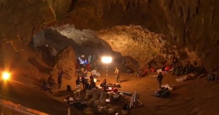 General Motors Employee Played Key Role in Thai Cave Rescue