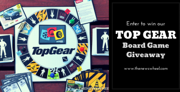 Enter to Win a Copy of 'Top Gear: The Ultimate Car Challenge' Board Game
