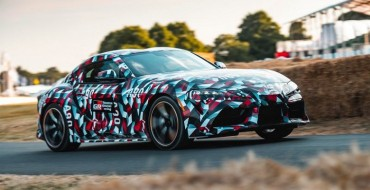 Supra Chief Engineer: Torque Like a Lexus F, But Less Weight