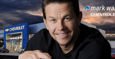 Wahlmusic, Wahlmovies, Wahlburgers, and Now … Wahlberg Chevrolet