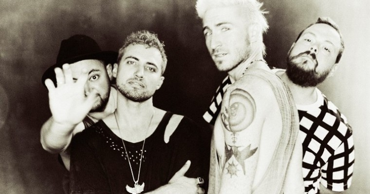 UPDATE: WALK THE MOON to Join Fitz and The Tantrums on Stage During this Year's Jeep on the Rocks Concert