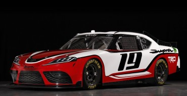 Toyota Supra Will Replace Camry in 2019 NASCAR Xfinity Series