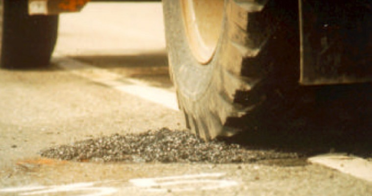 Prepare for Pothole Season with Help from Mopar
