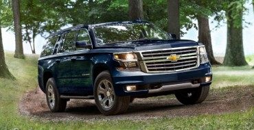 2019 Chevrolet Suburban Overview