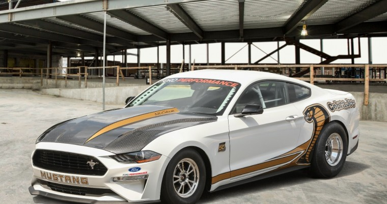 2018 Ford Mustang Cobra Jet: $130K, Mid-Eight-Second Quarter-Mile