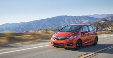 2019 Honda Fit Named 'Best New Car for Teens Under $20,000'