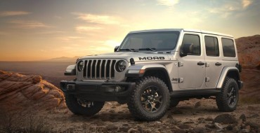 New 2018 Jeep Wrangler Moab Edition Makes Debut