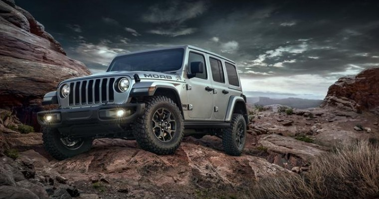 Jeep's April Sales Slow Prior to the Gladiator's Introduction