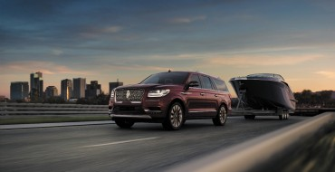 Lincoln Closes Out 2018 With Big Month from Navigator, Nautilus