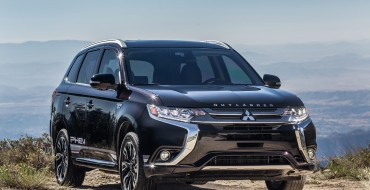 Outlander PHEV a Finalist for 2019 Green SUV of the Year
