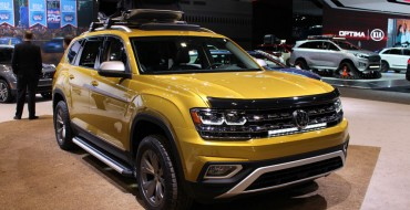2018 Volkswagen Atlas Earns Spot on US News' List of Best Infotainment Systems