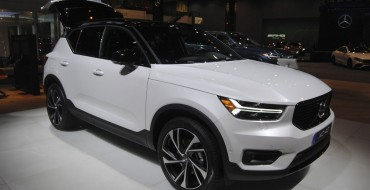 Volvo XC40 Earns Five Star Rating from Euro NCAP
