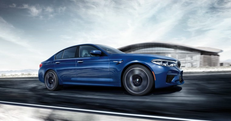 The BMW M5 Just Became an Aussie Police Car