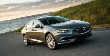 2019 Buick Regal Sportback Overview