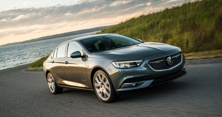 Very Cool: 2020 Buick Regal Makes Dual-Zone Automatic AC Standard