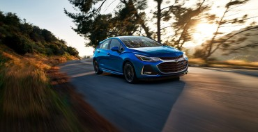 Chevrolet Cruze Hatchback Joins Sedan on Chopping Block