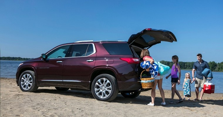 Chevy Traverse Named One of the 17 Best Crossover SUVs of 2019 by US News