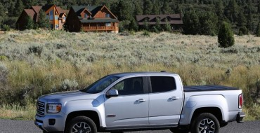 GMC Discounts the Canyon for September