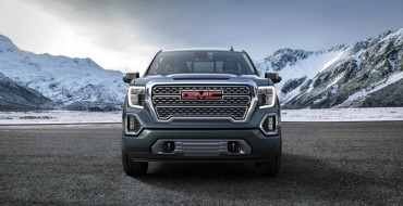 GM Incorporates Perimeter Lighting System on the 2019 Sierra