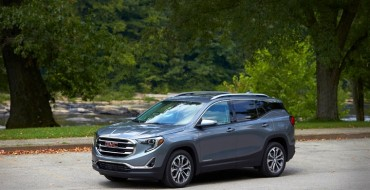 GMC Offers Terrain Discounts for April