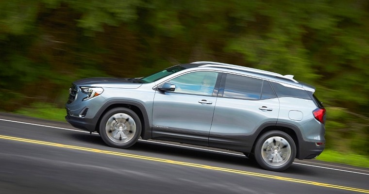 2019 GMC Terrain Overview
