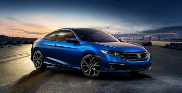 New 2019 Honda Civic Launches With Sport Trim