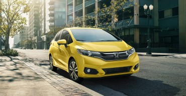 2019 Honda Fit Overview