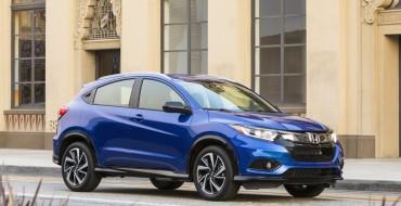 2019 Honda HR-V Now Available in Dealerships at $20,520