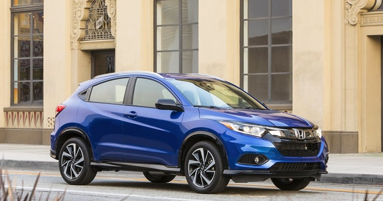 2019 Honda HR-V Now Available in Dealerships at $20,520