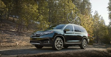 2019 Honda Pilot Arrives at Dealerships Starting at $31,450