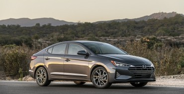 Redesigned 2019 Hyundai Elantra Starts at $17,100