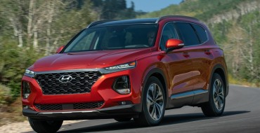 [PHOTOS] Redesigned 2019 Hyundai Santa Fe Features New Looks, New Technology