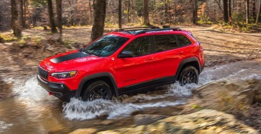 IIHS Bestows Top Safety Pick Rating on 2019 Jeep Cherokee
