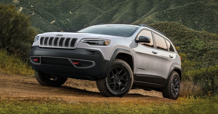 Jeep Achieves Another Consecutive Month of Sales Growth with a 12 Percent Sales Increase in November