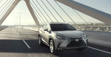 Lexus NX, Lexus NX Hybrid to be Produced in Canada