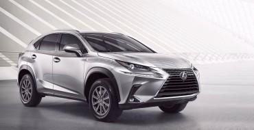 2019 Lexus NX Overview