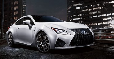 2019 Lexus RC F Overview