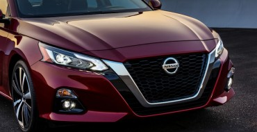 2020 Nissan Altima Preview: Safety Upgrades