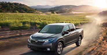 2019 Honda Ridgeline Overview