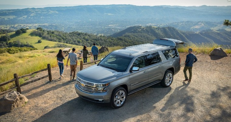 Save Big on the Chevy Suburban This Month