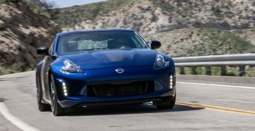 2019 Nissan 370Z Coupe Overview